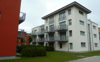 Zagreb stan u zgradi